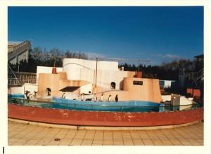 新潟市水族館(旧館) ペンギン水槽